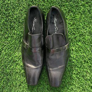 Kenneth Cole NY Regal Stance Leather Dress Shoes
